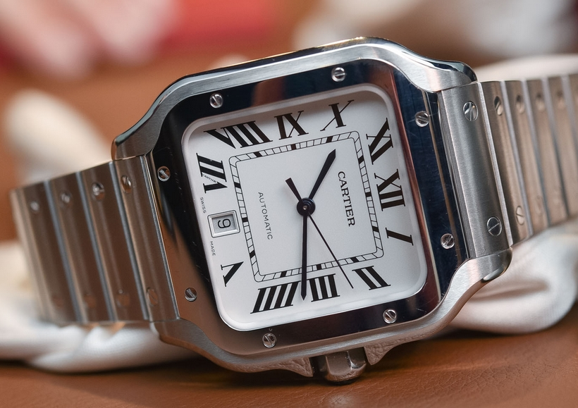 Replicas Cartier Santos XL Reloj 2018